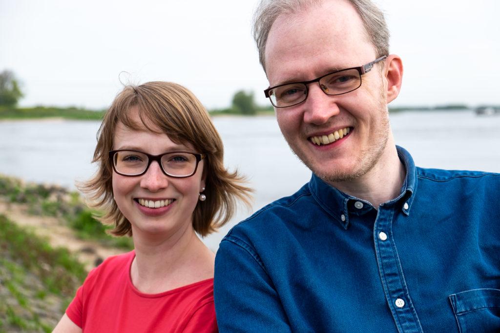 Linda Schlief en Tim Wachelder