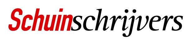 Schuinschrijvers