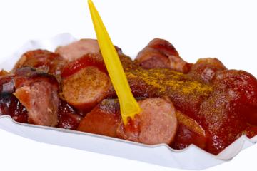 Kölsch en currywurst