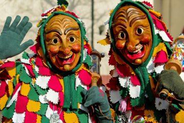 carnaval maskers