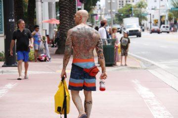 tatoeages publiek hedonisme