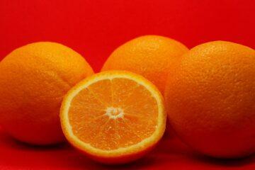 verboden vrucht: sinaasappels