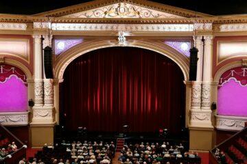 theater carré waar Herman van Veen optrad